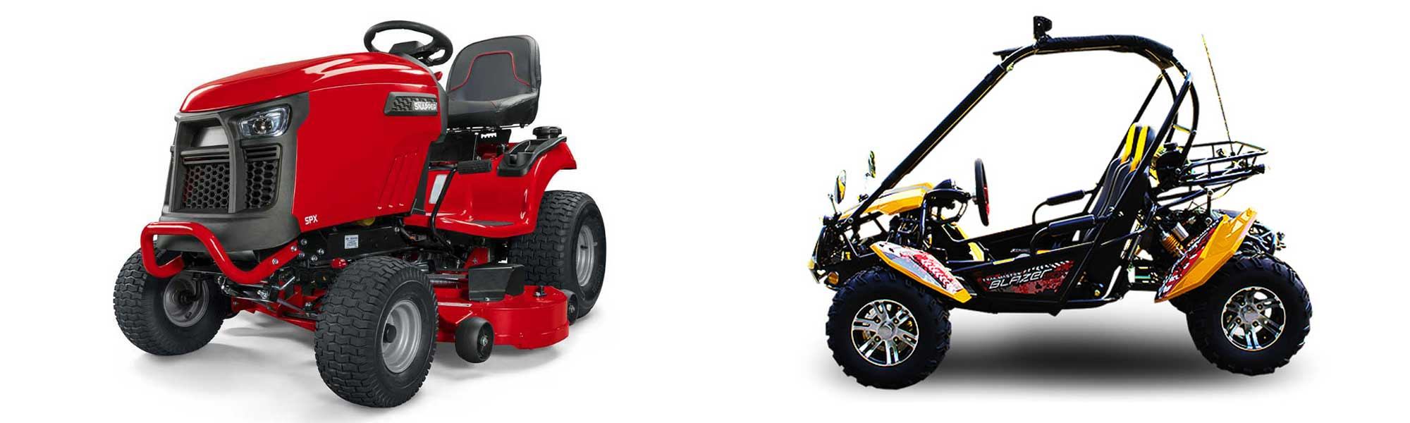 Mower & ATV